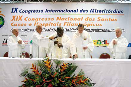 IX encontro mundial das Misericórdias