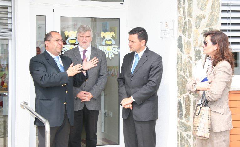 SCMM - Visita do Secretário de Estado